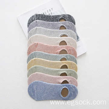 soft knitted 20 pairs womens bulk low socks